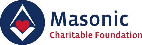 Links to the Masonic Charitable Foundation.